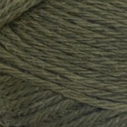 Alpakka/Uld-Mørkgrøn 9581-20