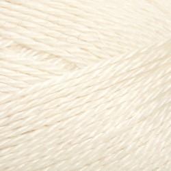 Alpakka/silke | Hvid 1002-20