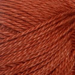 Sandnes Alpakka/silke-Brændt Orange 3427-20