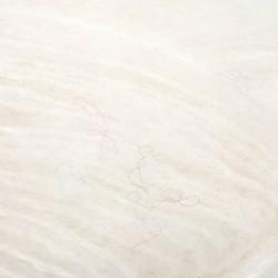 Børstet Alpakka-Hvid 1001-20