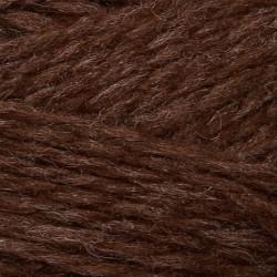 Sandnes Fritidsgarn-Mørk Brun 4071-20