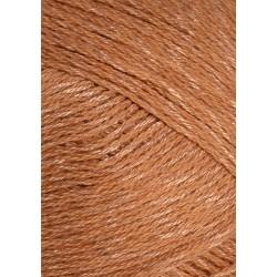 Tynd Line - Viskose, bomuld og hør-Brændt sand 2734