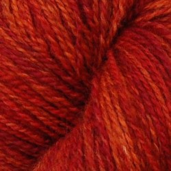 Hjelholt Farveskiftegarn-Orange Mix-20