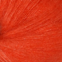 Tynd Silk Mohair Orange 3818