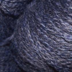 Pelsuld jeansblå 22