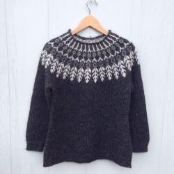 FJÄDER Sweater | Hanne Rimmen