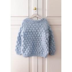 Sweater med bobler-20
