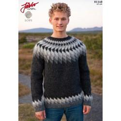 Jon - Islandssweater