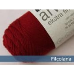 Anina 100% merino-225 Chrismas red-20