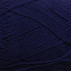 Pima Bomuld blå 3609