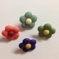 Blomster knapper-20