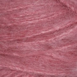 Børstet Alpakka - 4324 Varm Rosa