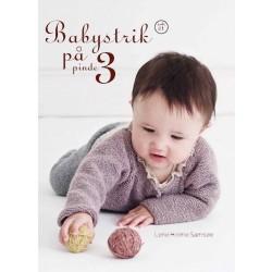 Babystrik på pind 3-20