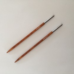 Firkantede pinde til Wire Knitpro-20