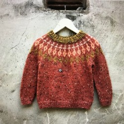Tweedie Sweater - Rosa fixen