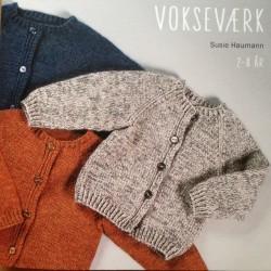 Vokseværk - Susie Haumann