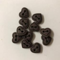 Små hjerter 10 mm