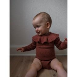 Almas Flæsebody - PetiteKnit