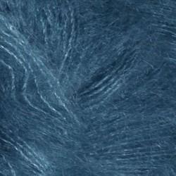 Silk Mohair | Lys Petrol 6553