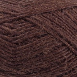Lamauld fra CaMaRose-Mørkebrun-20