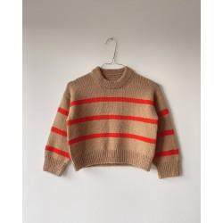 Marseille Sweater Junior | PetiteKnit