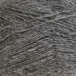 Tynd Lamauld fra CaMaRose-Mellemgrå 5080-20