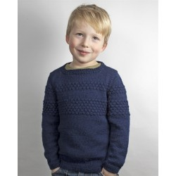 Sømands Sweater 4-9 år