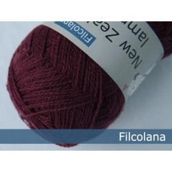 New Zealandsk Lammeuld - Filcolana-121 Port