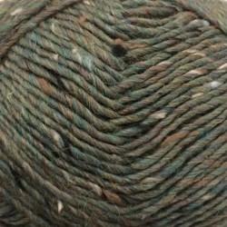 Tweed CaMaRose-Påfugl 6448-20