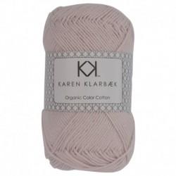 Karen Klarebæk Bomuld 8/4-Pastel rosa 20-20