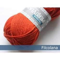 Peruvian Higlander wool - Rust