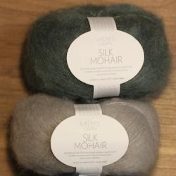 Sandnes Silk Mohair Spar 10%-20