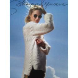 Sweater med snoninger fra Skappel-20