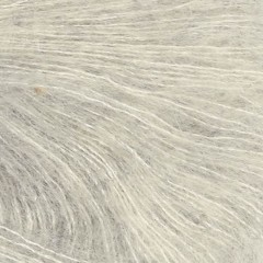 Sandnes Tynd Silk Mohair-Lysgrå Meleret 1032