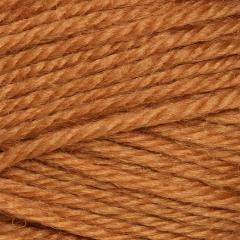 Peer Gynt - 100% norsk uld-Brændt gulbrun 2544