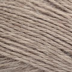 Mini Alpakka-Grå Beige meleret 2650
