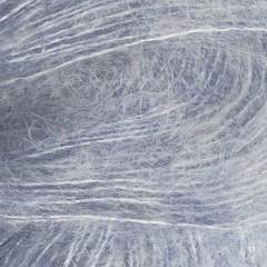 Sandnes Silk Mohair-Blå Meleret 5835