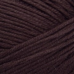 Mandarin Petit-Mørk Brun 3381