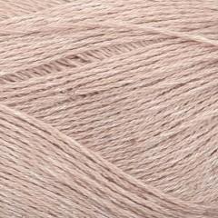 Tynd Line - Viskose, bomuld og hør-Pudder rosa 3511