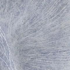 Tynd Silk Mohair |Lys Blå Meleret 5835