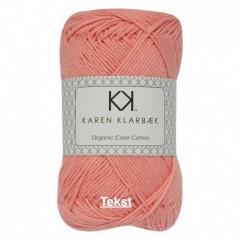 Karen Klarebæk Bomuld 8/4-Flamingo 49