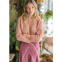 Blomsterknop sweater