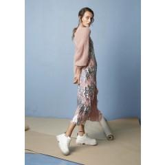 Luftig genser (Kun ved garnkøb)
