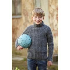 Antons Ribsweater 10-15 år