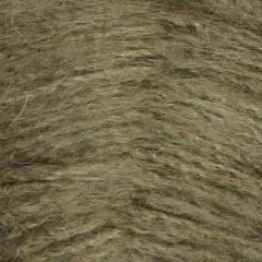 Børstet Alpakka | Mosegrøn 9554