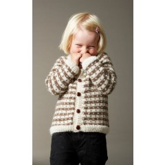 Baby Cardigan med lus