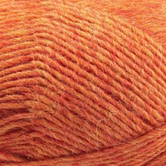Lamauld | Brændt orange 6010