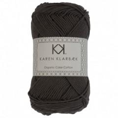 Karen Klarebæk Bomuld 8/4-Charcoal 27