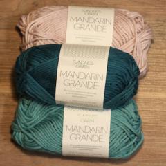 Sandnes Mandarin Grande