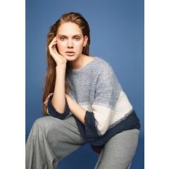 Julia Genser - Blå nuancer